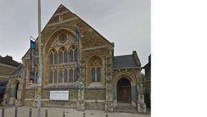 kings church exterior
