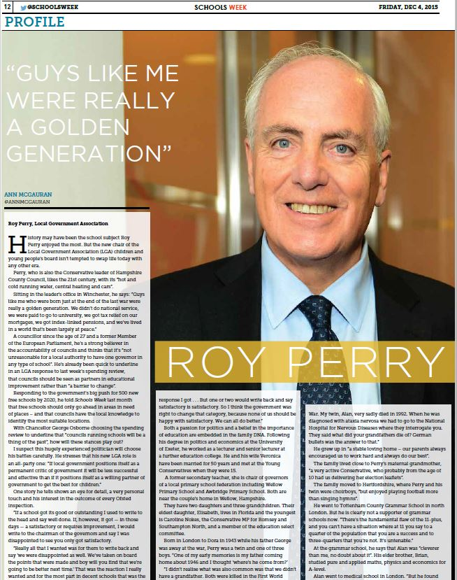 Roy Perry profile 1