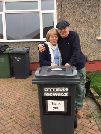 Peter and Sandra Cordwell